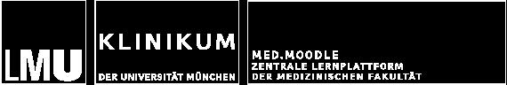Lernplattform der Medizinischen Fakultät • LMU München